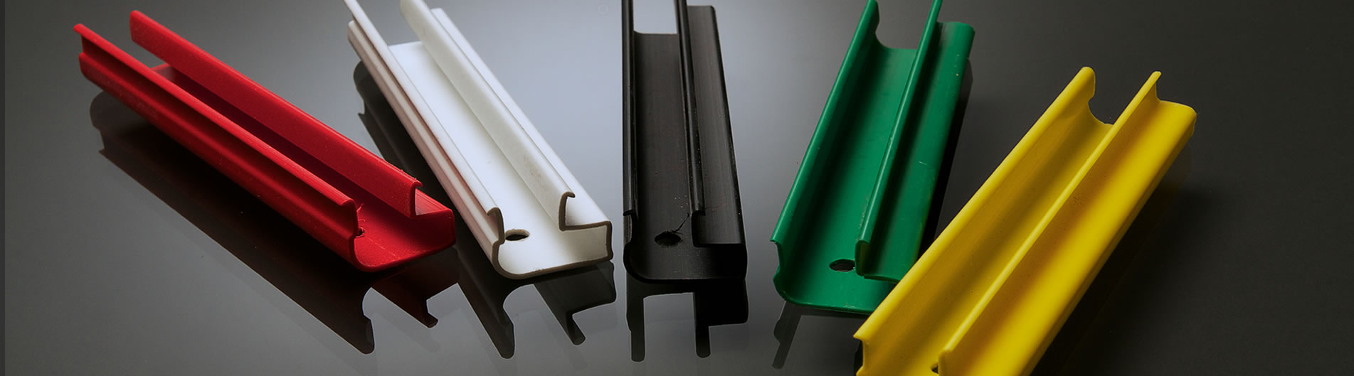 Our standard Ducavin rigid PVC compounds and dry blends are used in many applications